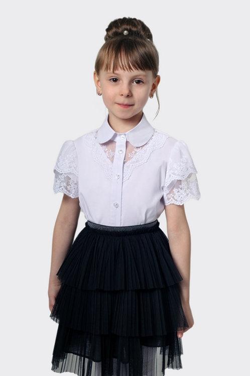 Блузка для девочки 813