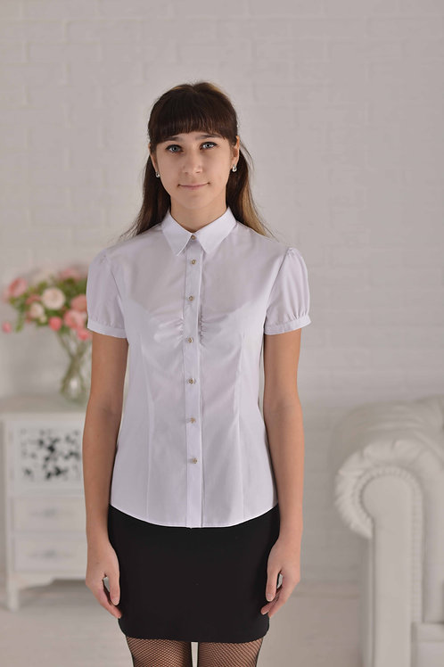 Блузка для девочки К0300