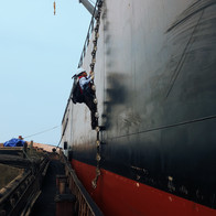 Ship-to-ship operation