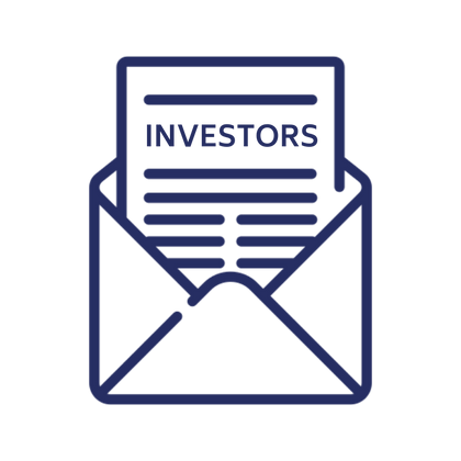 HTML Template for Investor Outreach