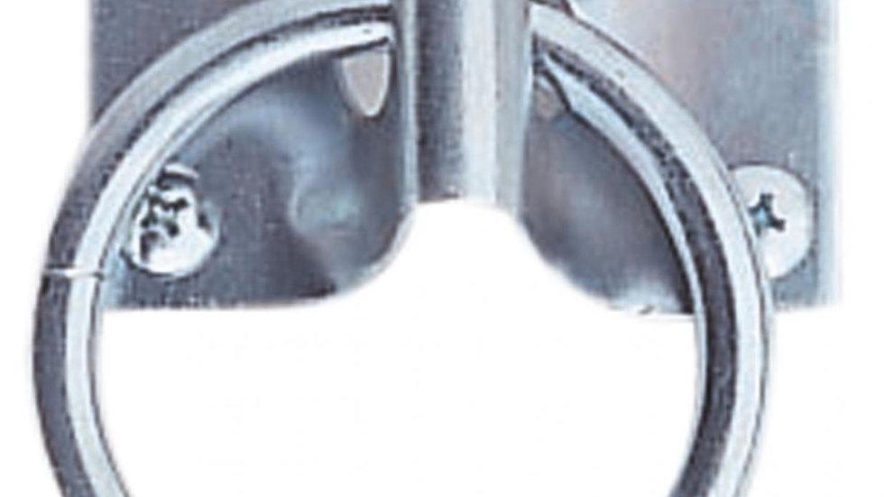 Busse Anbindering PLATTE, Metall