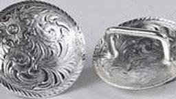 Busse Silber-Concha FLOWER