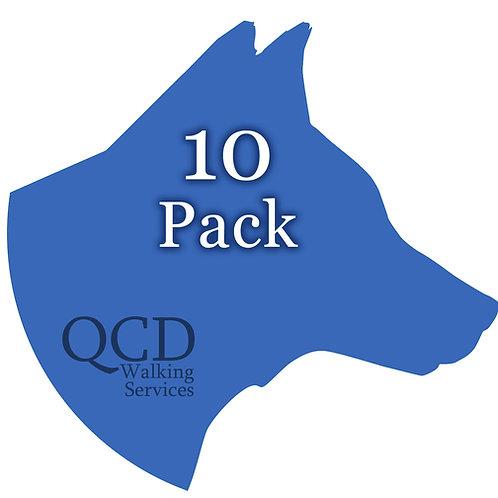 10-Pack: 10 Half-Hour Walks
