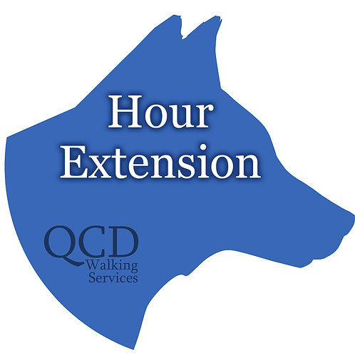 Half-Hour Extension: Add 30 Minutes to a Prepaid Walk