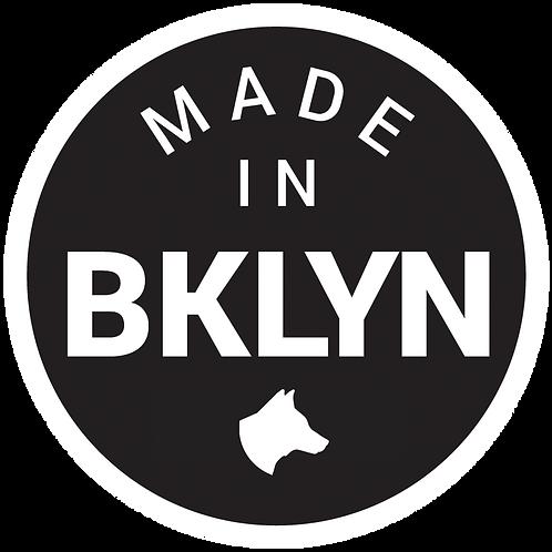 Exclusive: Made in Brooklyn Digital Sticker: Black