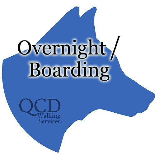 Overnight / Boarding