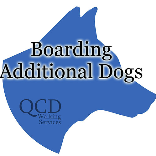 Boarding for Additional Pets