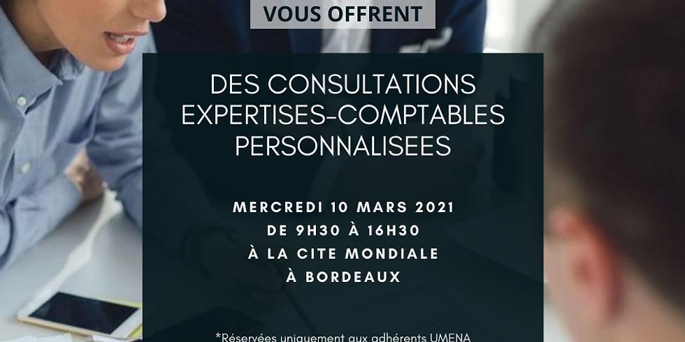 Consultations expertises-comptables personnalisées