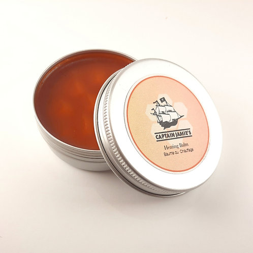 Heating Balm  - 50ml (Cayenne Pepper and Arnica)
