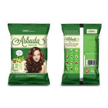 Organic Henna Hair Colour