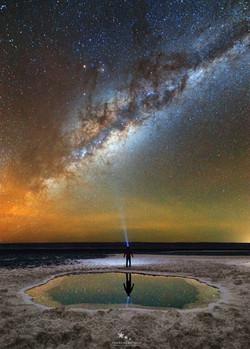 Desert Mirror