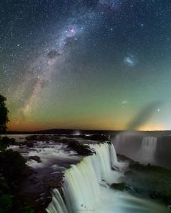 Iguaçu River & Falls