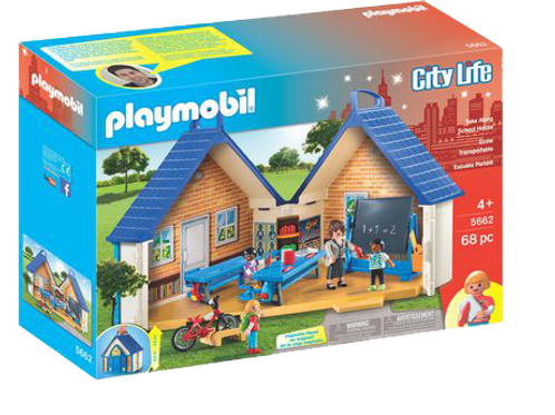 Playmobil - Escuela