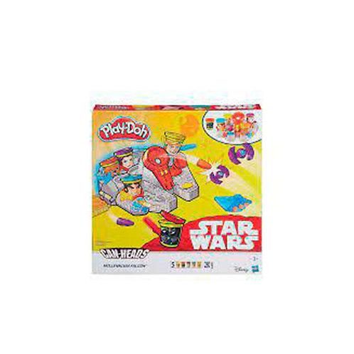 Plastilina play-doh Star Wars