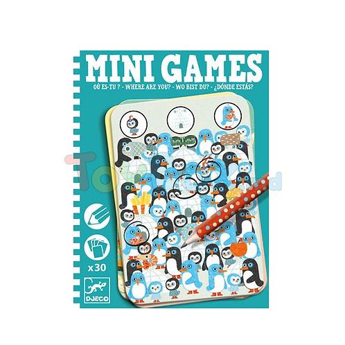 Mini - games - Djeco