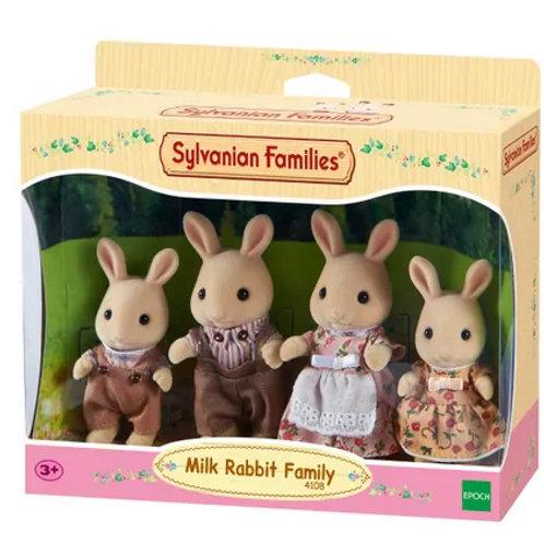 Familia Conejos de Leche