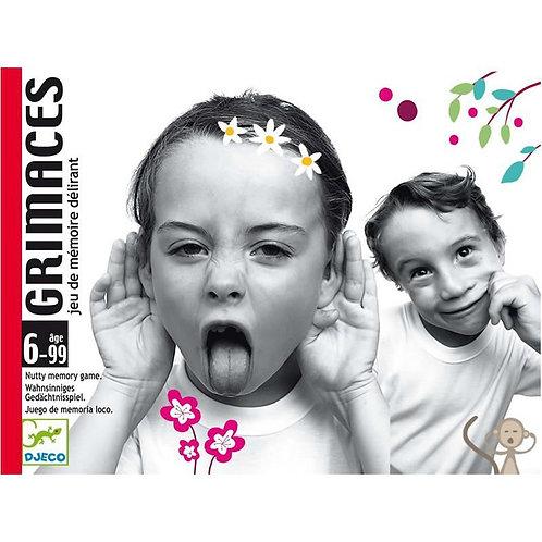 Grimaces - Djeco