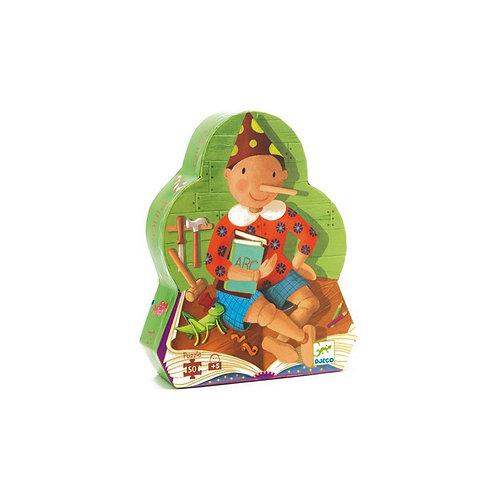 Puzzle Pinocho - Djeco
