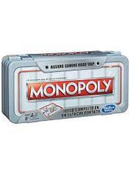 Juegos de Viaje HASBRO - Monopoly