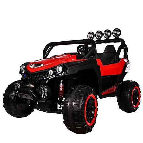 Auto Jeep a Bateria Polaris Bebesit 12V para 2 niños