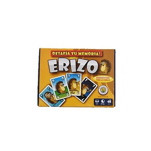 Erizo - Habichuela