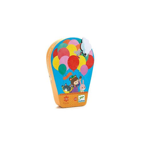 Puzzle Globos - Djeco
