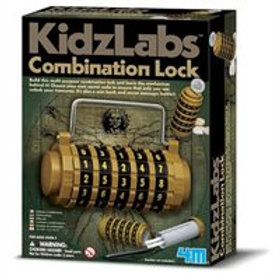 Candado con Combinaciones Kidz Labs