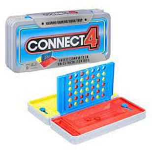 Juegos de Viaje HASBRO - Connect 4