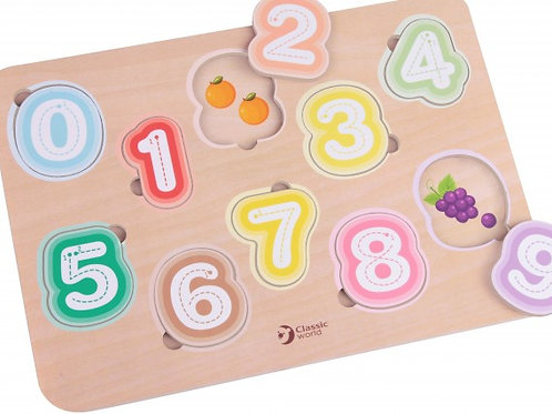 Puzzle de Números