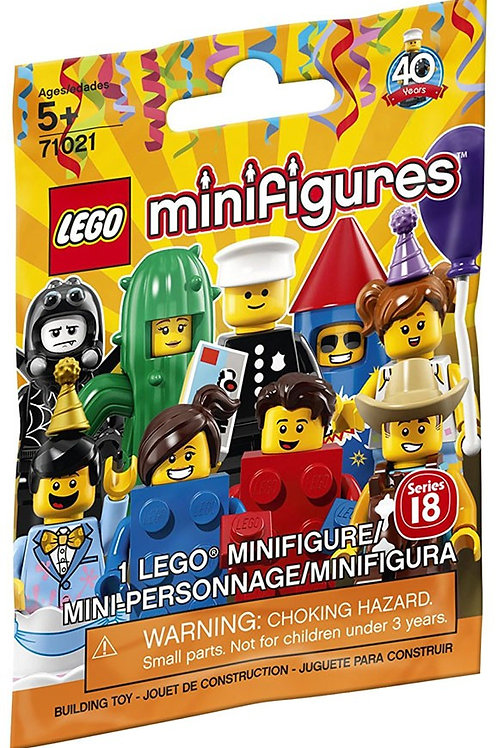 MINIFGURES SERIES 18