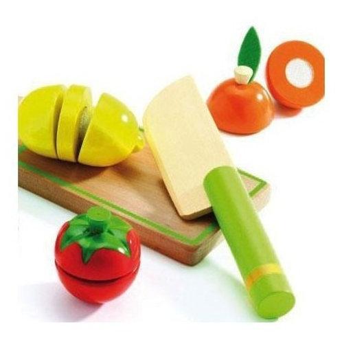Fruits et legumes - Djeco