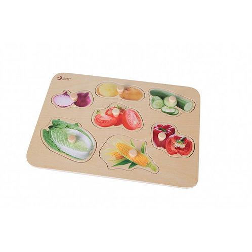 Puzzle Vegetales