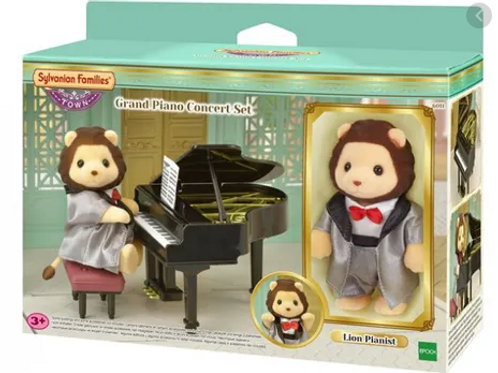 Set Gran Concierto de Piano