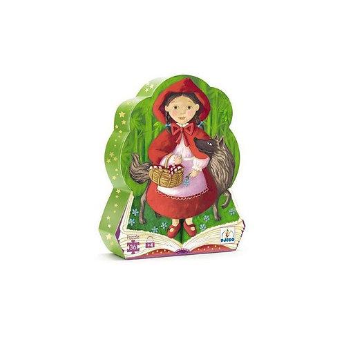 Puzzle Caperucita Roja - Djeco