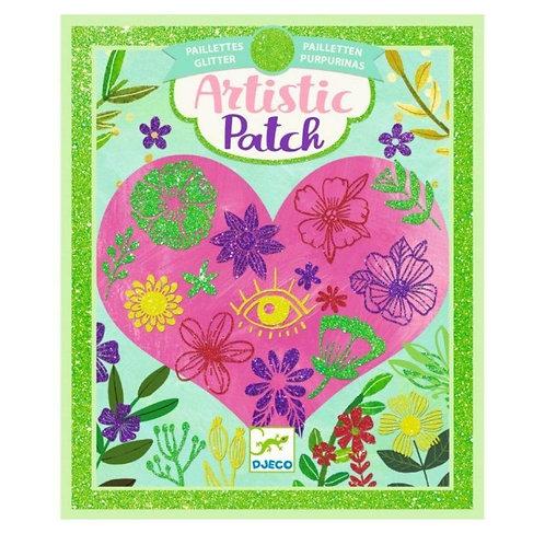 Artistic patch corazón - Djeco