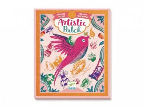 Artistic Patch colibri - Djeco