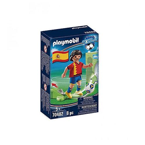 JUGADOR DE FUTBOL - ESPAÑA