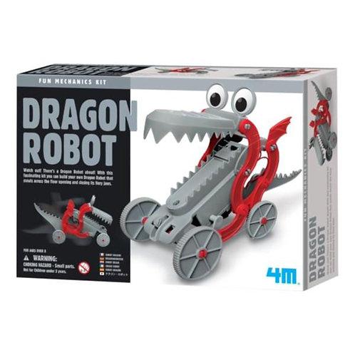 Robot Dragón Fun Mecanics Kits