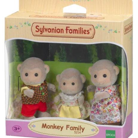 Familia de Monos