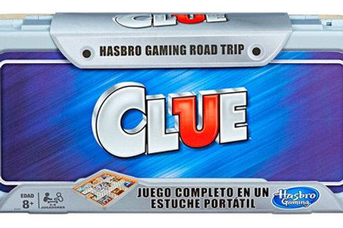 Juegos de Viaje HASBRO - Clue