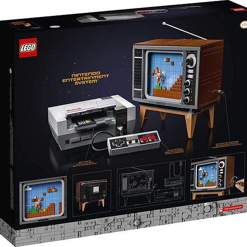 Nintendo Entertainment System - LEGO