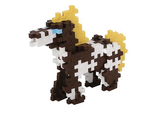 PLUS PLUS HORSE 100 PCS TUBE