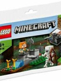 La Defensa del Esqueleto Minecraft