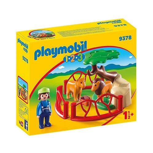 Playmobil - Recinto de Leones