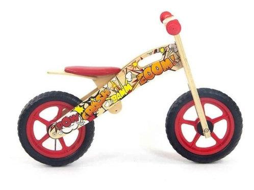 Bicicleta de Madera - Bebesit