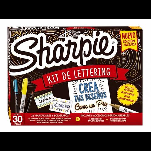 Sharpie Kit de Lettering