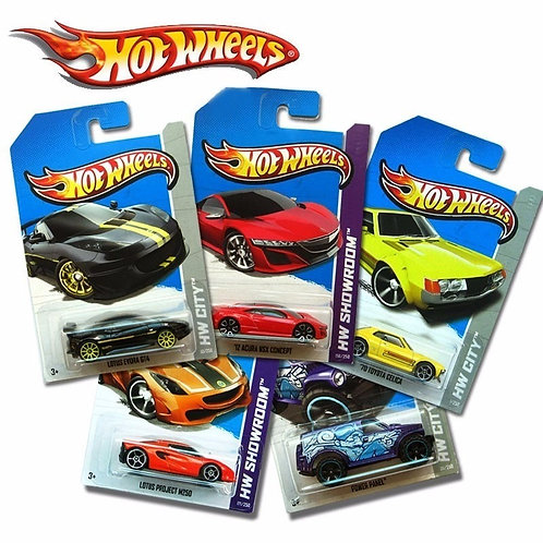 Autos Hot Wheels