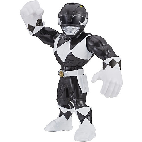 Power Ranger Negro Playskool