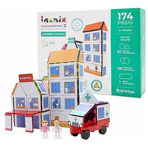 Imanix -174 piezas