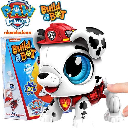 Pawl Patrol - Marshall Build a Bot